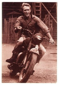 Steve McQueen, icon of cool