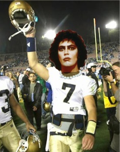 Rocky Horror = Notre Dame?