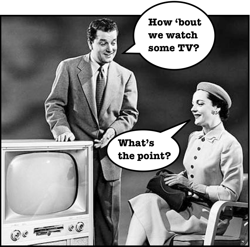 The enjoyment of television violence
