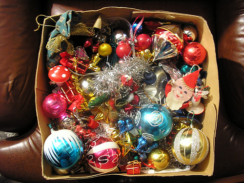christmas decoration box christmas ideas
