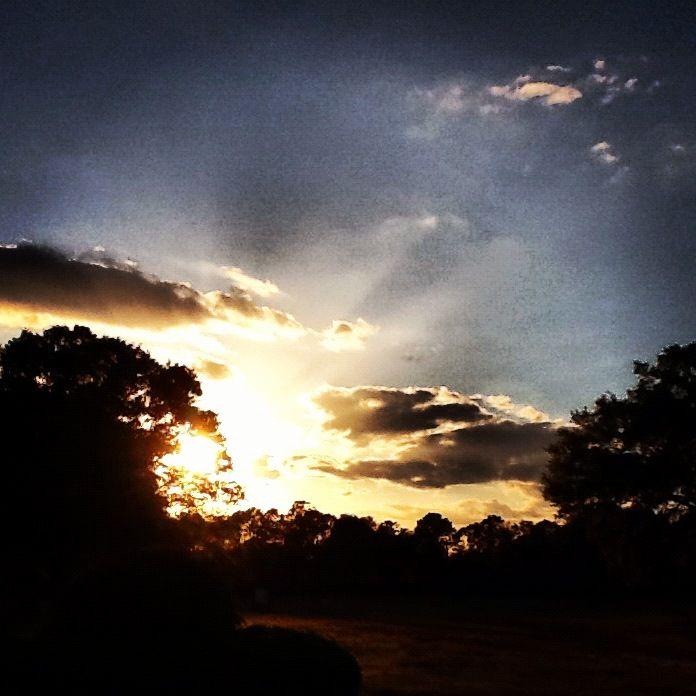 a_sunset